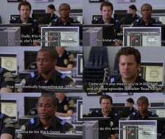 I love their ROLE PLAY within the show!! I need a man like SHAWN/JAMES RODAY!!!