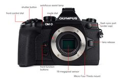 The new OM-D is a bold bet for Olympus.