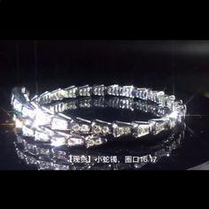 finom ékszerüzlet nagykereskedelmi új divat trendi nagy márka cirkon gyémánt karkötő bokalánc 925 ezüst ékszer a nők számára