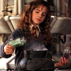 Hermione Granger. Empowering girls since 1997. #HarryPotter