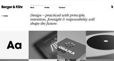 This post rounds up a collection of 25 cool website designs that all feature modular content block layouts. Discover why the grid layouts are so popular! Types Of Websites, Design Websites, Index Design, Work Profile, Minimalist Web Design, Grid Layouts, Modular Design, Nerd, Design Inspiration