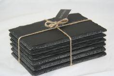 Set of 6 Black Slate Mini Cheese Boards., http://www.amazon.co.uk/dp/B004I9SLR8/ref=cm_sw_r_pi_awd_zbSGsb1V63QWB