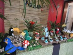 rainforest party