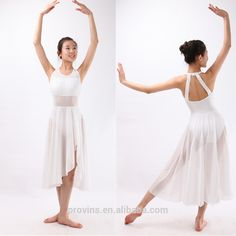 Source Dansgirl Ballet Lyrical Dance Costume Dress for Adults on m.alibaba.com