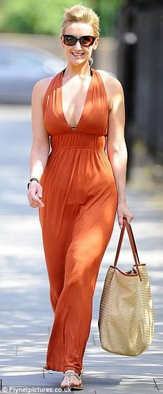 CATHERINE TYLDESLEY - maxi dress