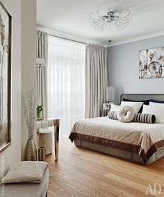 Квартира в Москве на проспекте Вернадского: интерьеры от бюро E.S.S.E. Design & Decoration   Admagazine   AD Magazine