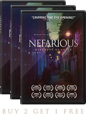 All humans should watch this movie. 100% of ALL proceeds will go directly toward combating the global crisis of sex slavery.  Filmmaker Benjamin Nolot initially set out for a peek at the human trafficking industry. Four years later, his peek has turned into a journey of discovery which yielded over 800 hours of footage and a panoramic view of the closeted, heinous, nefarious underworld of human trafficking.