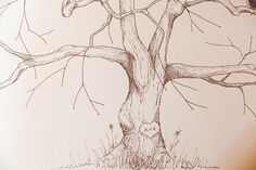 Tree Wedding Guestbook