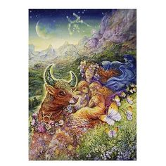 Puzzle Lif Jigsaw Puzzles 500 Pieces Taurus Glow Josephine Wall #PuzzleLife