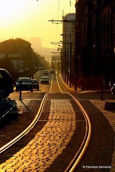 Fim de tarde na cidade. Porto, Portugal | by françois26