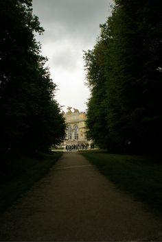 Gloriette, Schönbrunn, Vienna #travel #Vienna