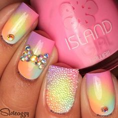 Colorful Nails for Summer 2015