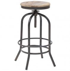 Twin Peaks Barstool - Furniture - Dining - Dining Stools