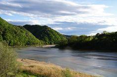 Naeseong river, Korea