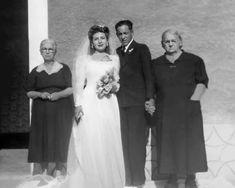 Свадьба. Сицилия 1940-е.