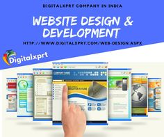 #websitedesign and #development #services in all india