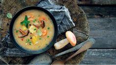 Poctivá bramboračka s houbami | Prima Fresh