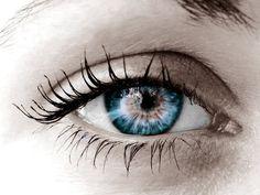 Such unique eyes :)