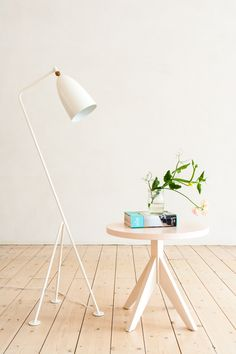 Grasshopper floor lamp (Gubi) : classic one