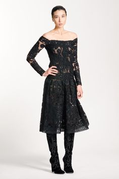 OFF-THE-SHOULDER DRESS - Dresses & Skirts - View All