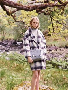 Coat, Jumper and Bag from Penneys
