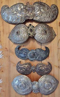 Ottoman Belt Buckles.