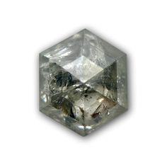 Salt And Pepper Diamond, Rose Cut Diamond, Fractal Art, Crystals And Gemstones, Diamond Shapes, Natural Diamonds, Minerals, Quartz, Rocks