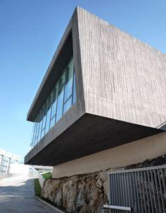Center of Social Services in Montealto (A Coruña. Spain) | Estudio de Arquitectura NAOS | Archinect