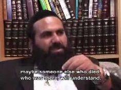 Jewish near death experience part 1/יהודי חלק חוויית סף מוות 1 - YouTube