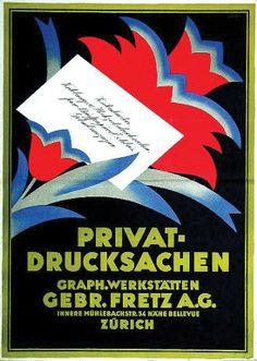 Privat-Drucksachen : Lot 2022 Ernst Keller