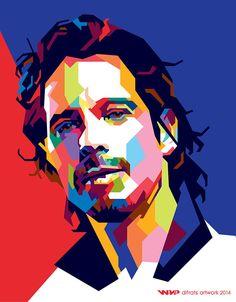 Chris Cornell wpap by difrats #art #vector #tracing #chriscornell #soundgarden…