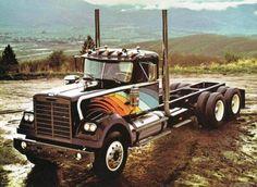 Western-Star trucks (Canada) pt. of White .