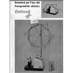 Link to download Defendi Woolwinder User Manual