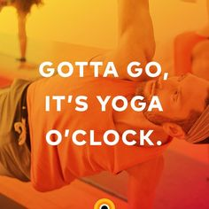 Grab your mat and go! #corepoweryoga