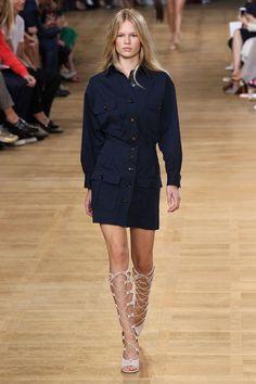 CHLOÉ SS15 Paris Fashion Week   Erika Brechtel   Brand Stylist