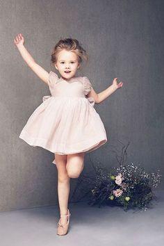 Marissa Dress in Pink – The Girls @ Los Altos