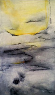 Blue Trails - Original Mixed Media Painting by Kylie Fogarty. Paintings for Sale. Bluethumb - Online Art Gallery
