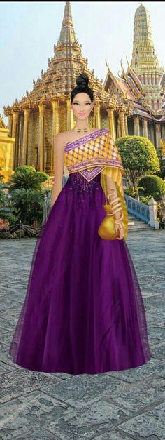 Thailand in 1862, Covet Fashion Game, ClaireNotRandall