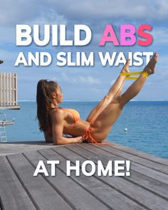 Full Body Hiit Workout, Gym Workout Videos, Abs Workout Routines, Butt Workout, Gym Workouts, Fitness Herausforderungen, Fitness Workout For Women, How To Build Abs, Fitness Studio Training