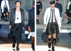 DSquared2 Spring/Summer 2013