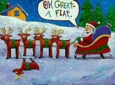 Elf, Santa - health and safety