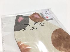 Japanese Tray made of Paper Cat Neko   | eBay