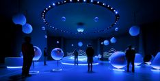 CERN | Universe of Particles Permanent exhibition, 2010