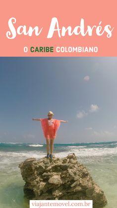 Conheça San Andrés, o caribe colombiano que cabe no seu bolso. #sanandres #caribe #praia #ilhaparadisiaca