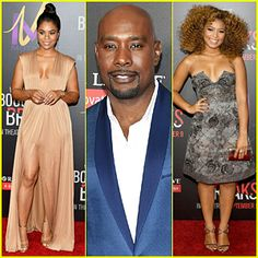 Regina Hall & Morris Chestnut Team Up for When The Bough Breaks Premiere Watch Trailer! When The Bough Breaks, Regina Hall, Watch Trailer, Morris Chestnut, Jumpsuit, Dresses, Image, Fashion, Overalls