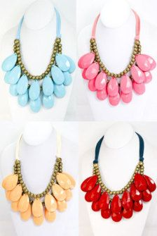 Bib in Necklaces - Etsy Jewelry