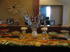 Family Tree- adoption party styling and catering by Sincerely Style