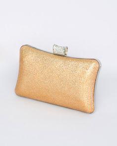 Glitter Evening Clutch - Accessories