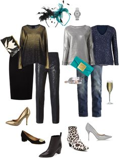Ensembles - YouLookFab - Part 13...Holiday Sweater...dress up or down w/denim...