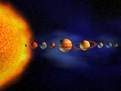 Illustration about Diagram of planets in solar system - render. Illustration of space, system, uranus - 16486307 Kids Room Wallpaper, Photo Wallpaper, Wall Wallpaper, Wallpaper Ideas, Solar System Planets, Our Solar System, Solar System Wallpaper, Hd Space, Space Systems